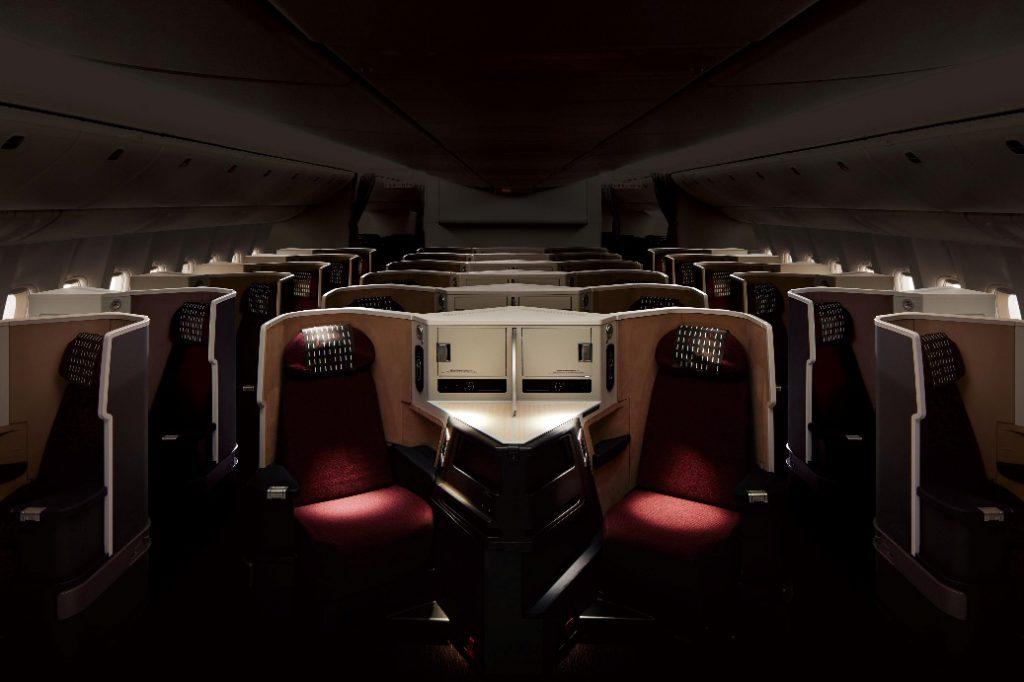 JAL(日本航空)国際線新たな、「JAL SKY SUITE」仕様のボーイング787-9型機を導入